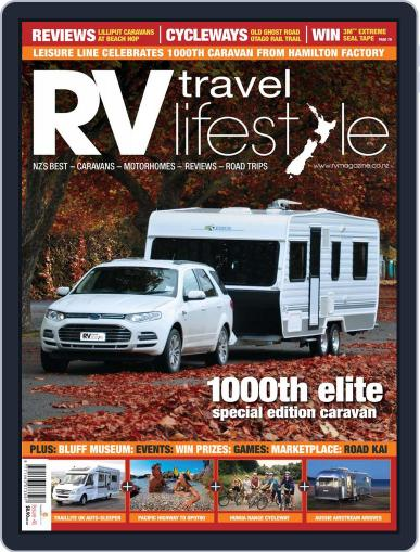 RV Travel Lifestyle (Digital) June 25th, 2013 Issue Cover