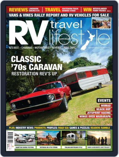 RV Travel Lifestyle (Digital) March 11th, 2013 Issue Cover