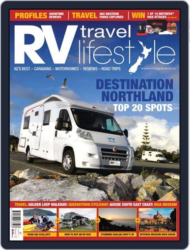 RV Travel Lifestyle (Digital) October 26th, 2012 Issue Cover