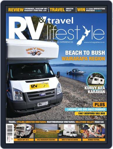 RV Travel Lifestyle (Digital) April 26th, 2012 Issue Cover
