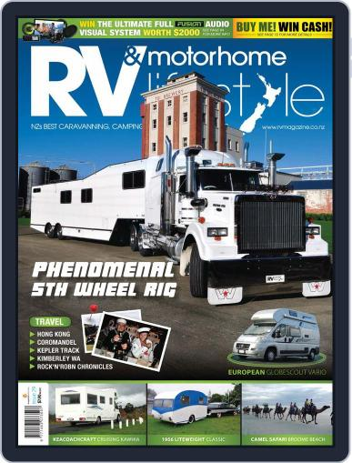 RV Travel Lifestyle (Digital) July 5th, 2011 Issue Cover