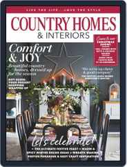 Country Homes & Interiors (Digital) Subscription December 1st, 2019 Issue