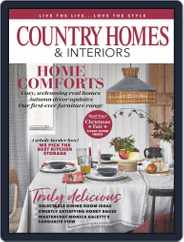 Country Homes & Interiors (Digital) Subscription November 1st, 2019 Issue