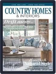 Country Homes & Interiors (Digital) Subscription July 1st, 2019 Issue