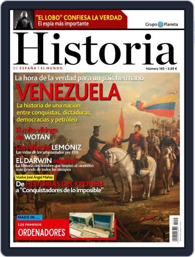 Historia de España y el Mundo (Digital) March 1st, 2019 Issue Cover