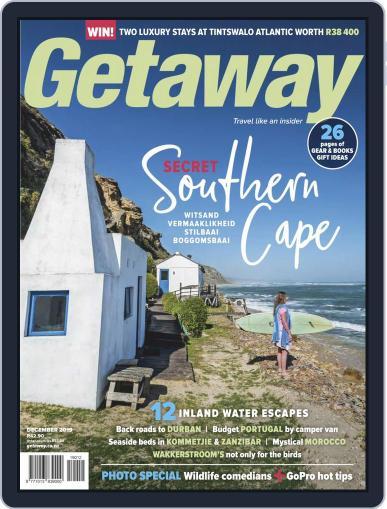 Getaway (Digital) December 1st, 2019 Issue Cover