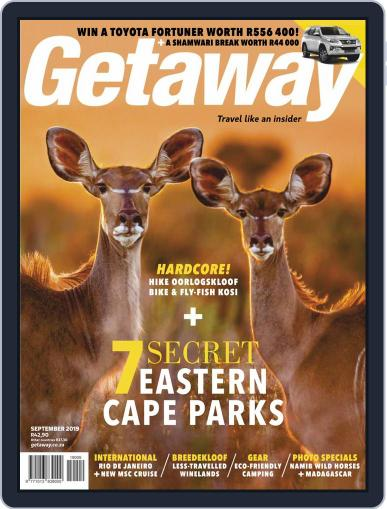 Getaway (Digital) September 1st, 2019 Issue Cover