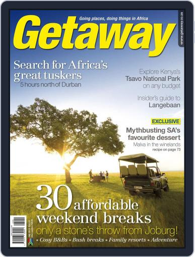 Getaway (Digital) June 20th, 2013 Issue Cover