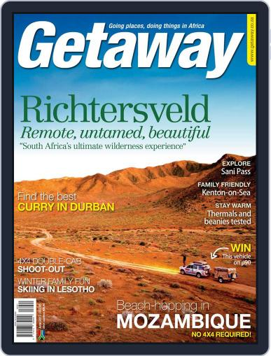 Getaway (Digital) May 16th, 2013 Issue Cover