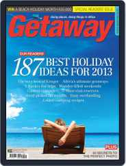 Getaway (Digital) Subscription January 1st, 2013 Issue