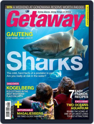 Getaway (Digital) November 15th, 2012 Issue Cover