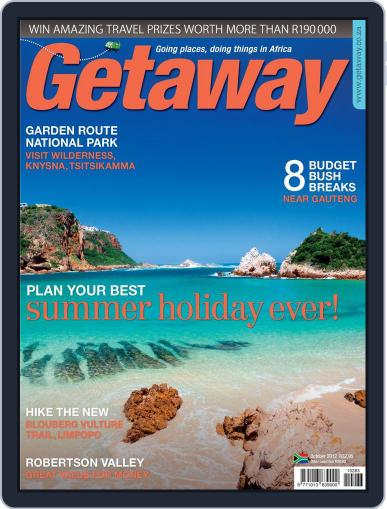 Getaway (Digital) September 20th, 2012 Issue Cover