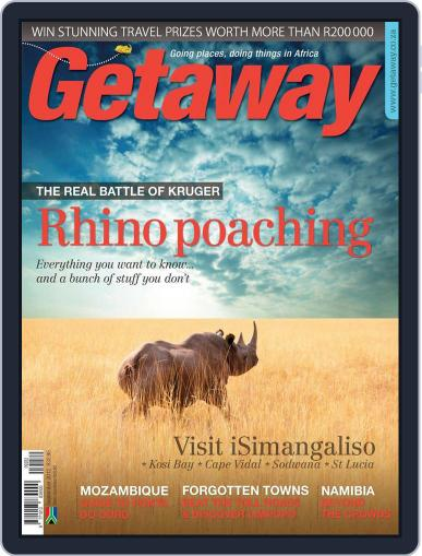Getaway (Digital) August 16th, 2012 Issue Cover