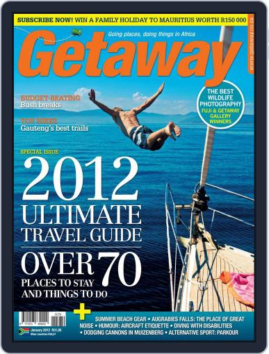 Getaway (Digital) December 14th, 2011 Issue Cover