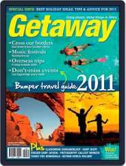 Getaway (Digital) Subscription January 1st, 2011 Issue