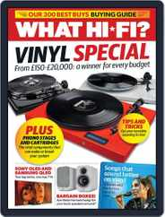 What Hi-Fi? (Digital) Subscription July 1st, 2018 Issue