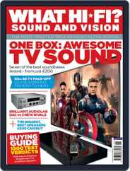 What Hi-Fi? (Digital) Subscription June 1st, 2015 Issue