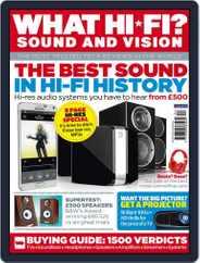What Hi-Fi? (Digital) Subscription April 1st, 2015 Issue