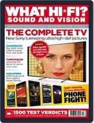What Hi-Fi? (Digital) Subscription November 18th, 2014 Issue