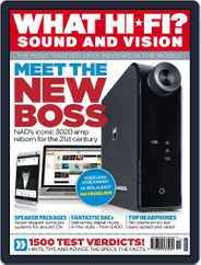 What Hi-Fi? (Digital) Subscription September 24th, 2013 Issue