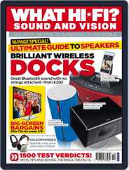 What Hi-Fi? (Digital) Subscription August 27th, 2013 Issue