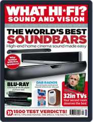 What Hi-Fi? (Digital) Subscription August 1st, 2013 Issue