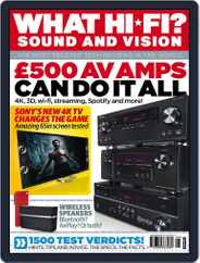 What Hi-Fi? (Digital) Subscription July 2nd, 2013 Issue
