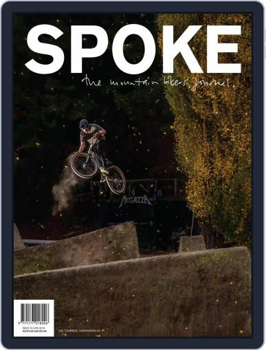 Spoke July 1st, 2018 Digital Back Issue Cover