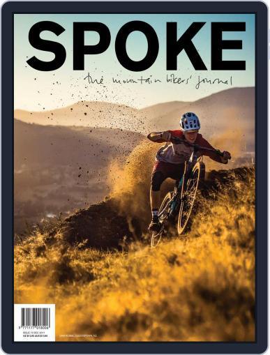 Spoke December 1st, 2017 Digital Back Issue Cover
