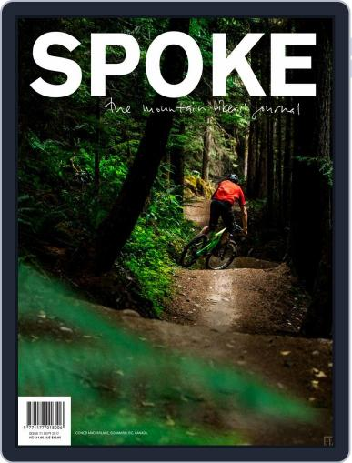 Spoke September 1st, 2017 Digital Back Issue Cover