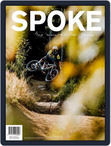 Spoke June 1st, 2017 Digital Back Issue Cover