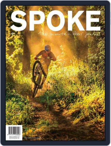 Spoke March 1st, 2017 Digital Back Issue Cover