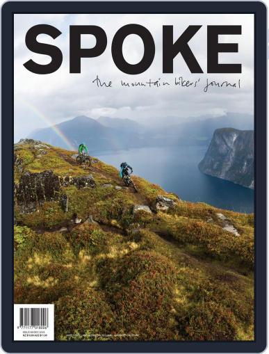 Spoke December 1st, 2016 Digital Back Issue Cover