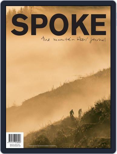 Spoke September 1st, 2016 Digital Back Issue Cover