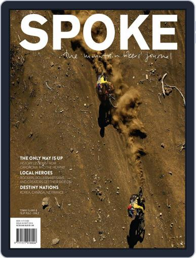 Spoke September 1st, 2015 Digital Back Issue Cover