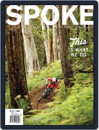 Spoke February 15th, 2015 Digital Back Issue Cover