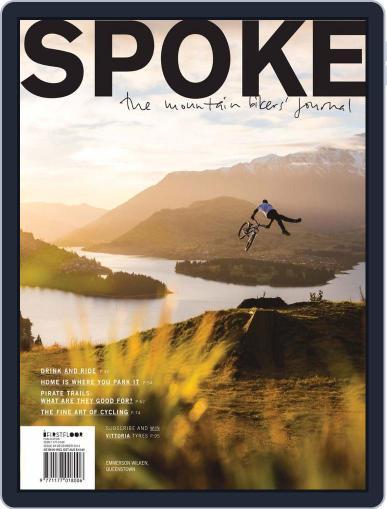 Spoke November 29th, 2014 Digital Back Issue Cover