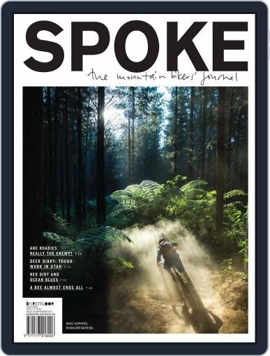 Spoke September 28th, 2014 Digital Back Issue Cover