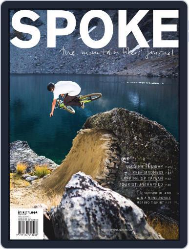 Spoke June 23rd, 2014 Digital Back Issue Cover