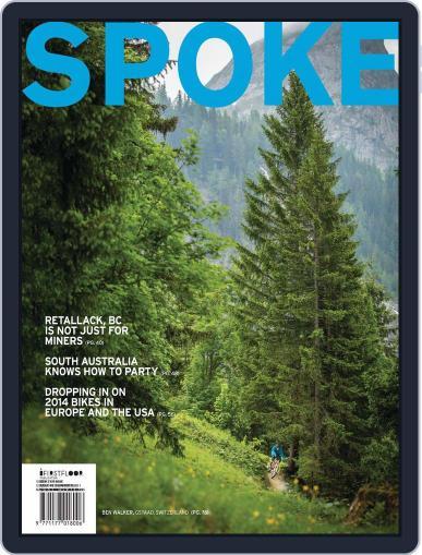 Spoke September 2nd, 2013 Digital Back Issue Cover