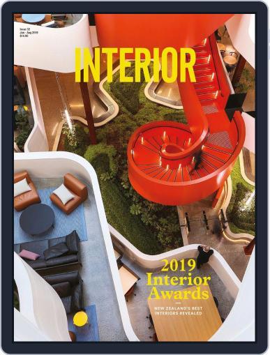 Interior June 1st, 2019 Digital Back Issue Cover