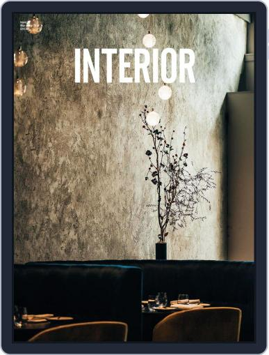 Interior March 1st, 2018 Digital Back Issue Cover