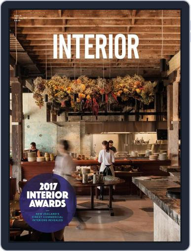 Interior June 1st, 2017 Digital Back Issue Cover