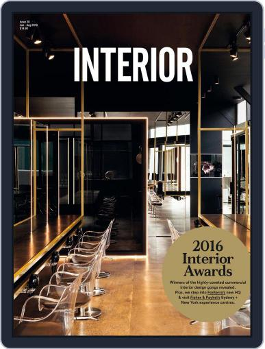 Interior June 26th, 2016 Digital Back Issue Cover