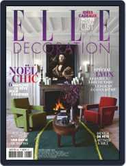 Elle Décoration France (Digital) Subscription December 1st, 2018 Issue