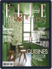 Elle Décoration France (Digital) Subscription October 1st, 2018 Issue