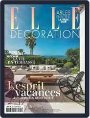 Elle Décoration France (Digital) Subscription July 26th, 2018 Issue