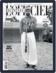 L'Officiel Hommes Italia (Digital) Subscription March 31st, 2020 Issue