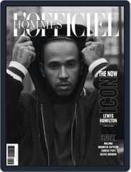 L'Officiel Hommes Italia (Digital) Subscription October 28th, 2019 Issue