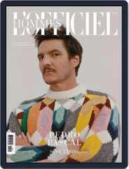 L'Officiel Hommes Italia (Digital) Subscription June 13th, 2017 Issue
